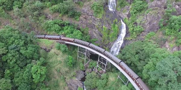 Kuranda Range Slope Stabilisation Works