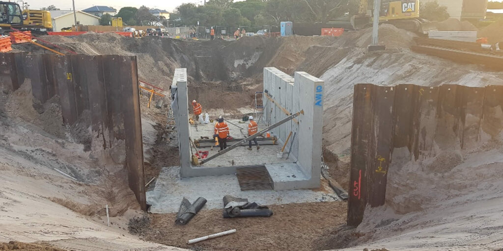 Southern Programme Alliance - Level Crossing Removal Project