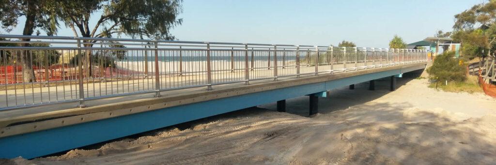 Currumbin Pedestrian Bridge