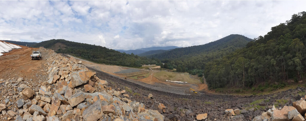 Upper Yarra Dam Safety Upgrade