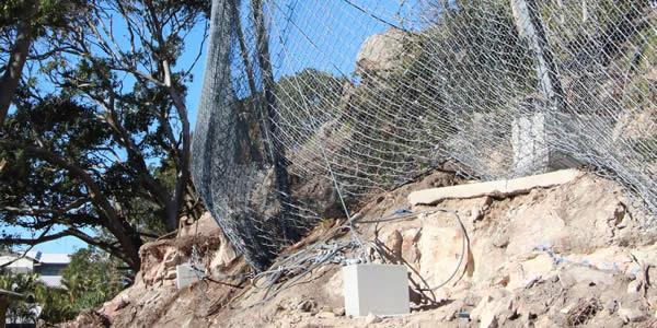 Lions Head Park Slope Stabilisation