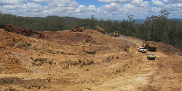 Toowoomba Second Range Crossing – Temp Works