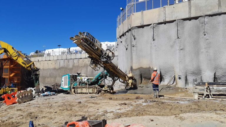 Excavation-and-site-retention-design