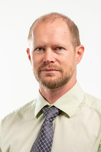 Steve Perrett